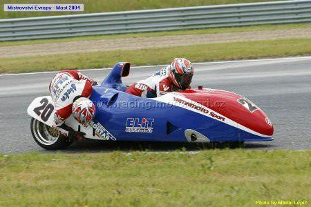 Sajdkarist� se p�edstav� v r�mci MotoGP