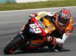 Sepang - Druhe testy MotoGP 3. den