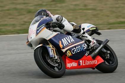Testy v Estorilu - 125 a 250 ccm