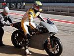 Testy 125 a 250 ccm ve Valencii - 2. den