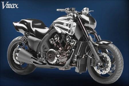 Yamaha V-Max koncept