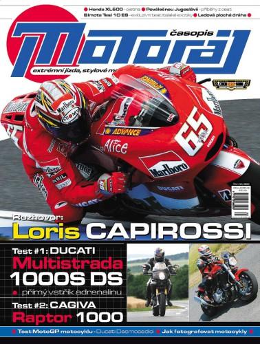 Motoráj 3/2006 + Motoráj katalog