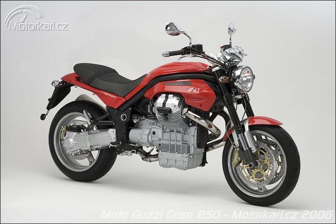 Nové motory Moto Guzzi