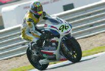 Testy tøídy 250 ve španìlském Jerezu (1)