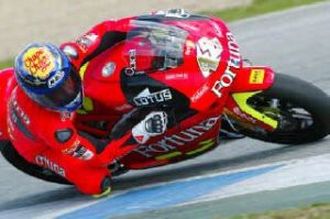 Testy tøídy 250 ve španìlském Jerezu (2)