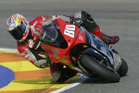 Koneèná startovní listina tøídy MotoGP