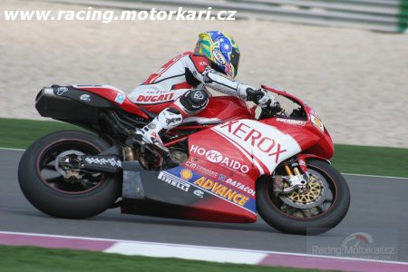 Testy WSBK ve Valencii (3)