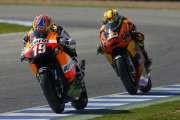 Dozvuky z Jerezu – 250 ccm
