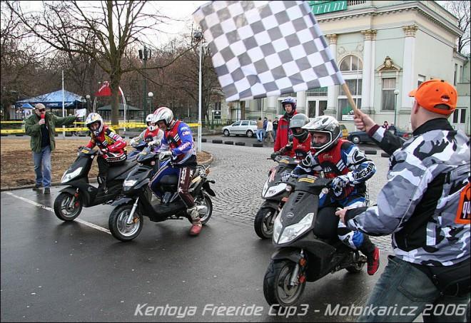 Kentoya Freeride Cup 3 – první závod