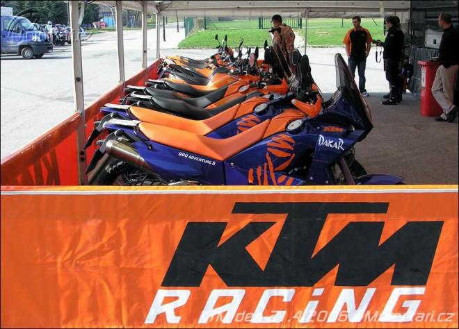 KTM víkend 2006