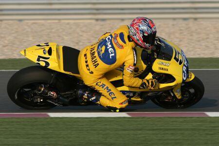 Camel Yamaha chce odèinit ztrátu z Jerezu