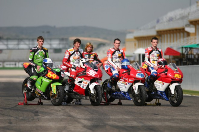 Czech riders in Valencia!