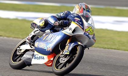 GP Turecka - 125 ccm 1. kvalifikace
