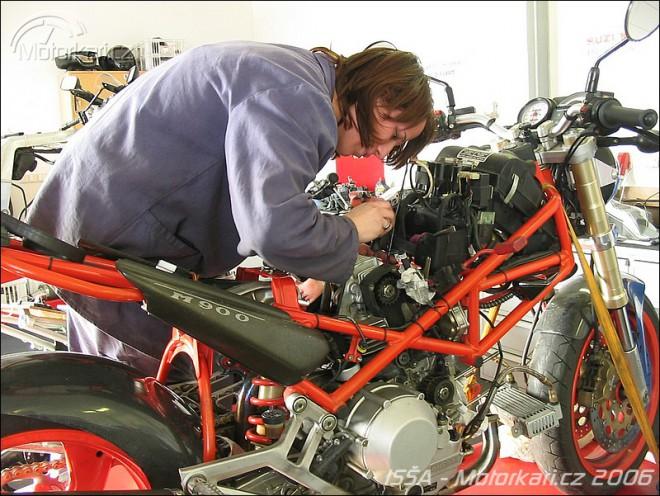 Mechanik jednostopých vozidel