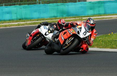 Motocyklový tým Pro Race v Maïarsku