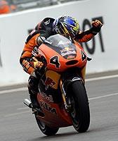 GP Turecka 250 ccm - zavod
