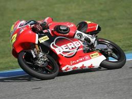 GP Ciny - 125 ccm 2. kvalifikace