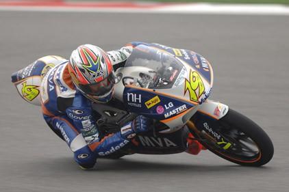GP Francie - 125 ccm 1. kvalifikace