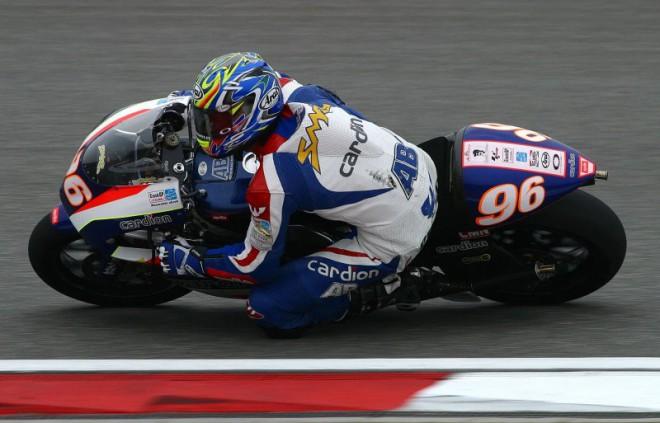 GP Francie - 250 ccm 1. kvalifikace