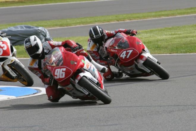 Tým MS Racing po páteèním programu