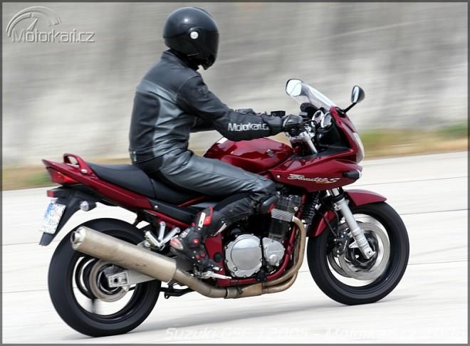 Suzuki Bandit GSF 1200S
