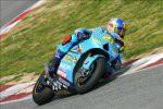 Tým Rizla Suzuki MotoGP pøed Catalunyi