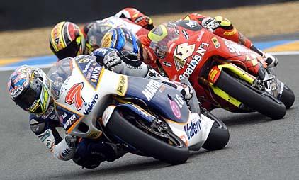 GP Catalunya - 2. volne treninky