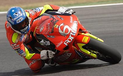 GP Catalunya - 250 ccm, 2. kvalifikace
