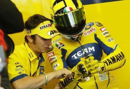GP Dutch - Rossiho dnesni start je nejisty