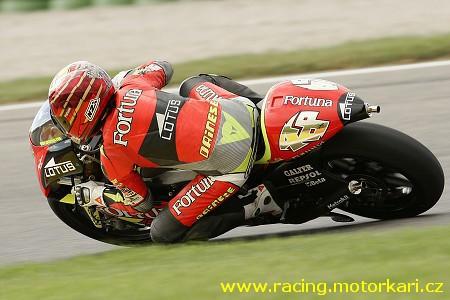 Grand Prix Británie 250