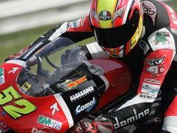 Sachsenring - zavod 125 ccm