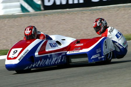 MS Sidecar pøi Moto GP - Sachsenring