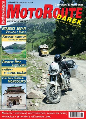 MotoRoute è.4 / 2006