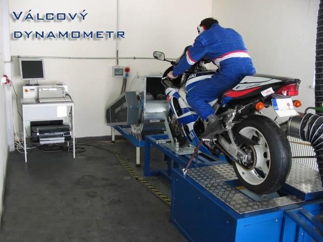 Technika motocyklu - 13. èást - Výkon a kroutící moment
