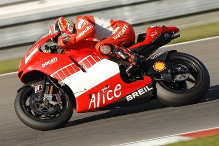 Ducati pøedstavila GP7