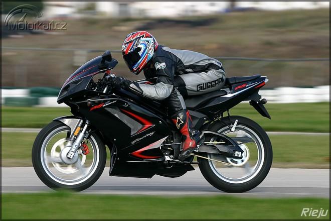 Motocykly Rieju