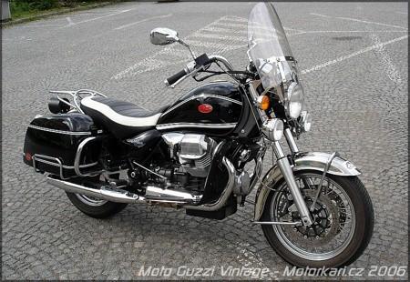 Moto Guzzi California Vintage