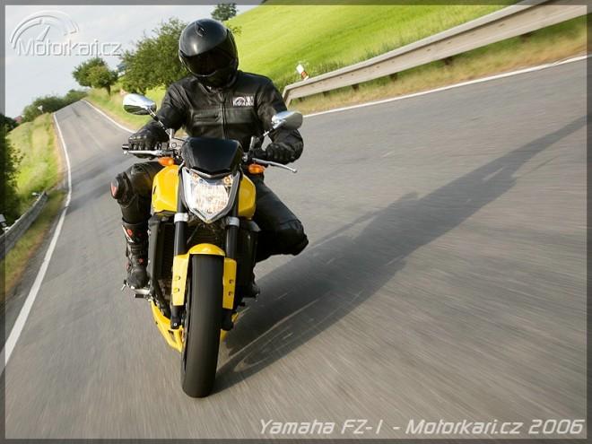 Yamaha FZ1/FZ1 Fazer