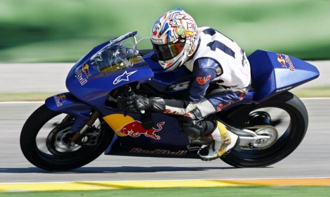Lukáš Šembera v Red Bull Cupu 2007