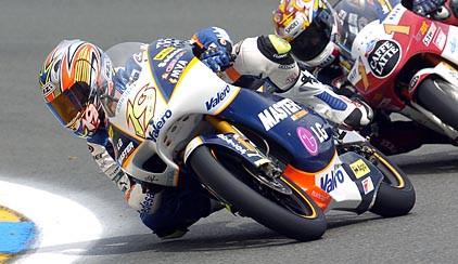 GP Sepang - 125 ccm 1. kvalifikace