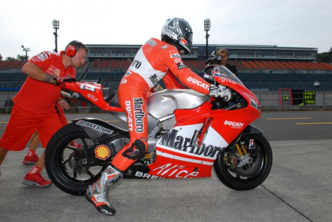 Testy MotoGP v Motegi (1)