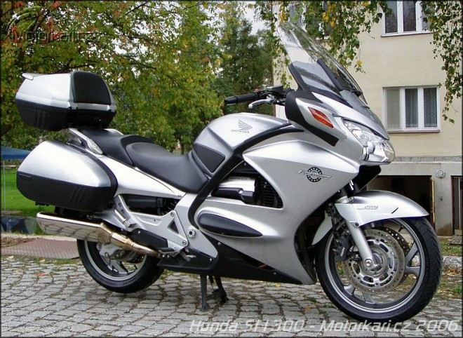 Honda ST1300 Pan-European ABS