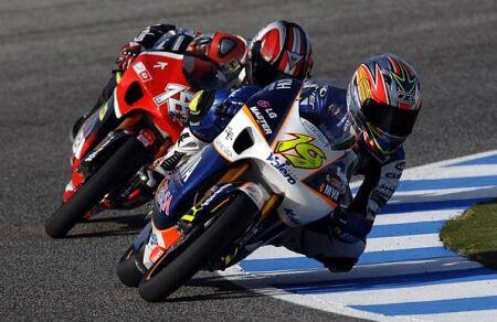 GP Portugalska 125 - 1. kvalifikace