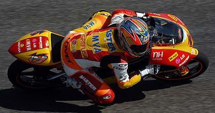GP Portugalska 125 - 2. kvalifikace