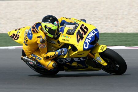 Valentino Rossi na cestì za osmým titulem