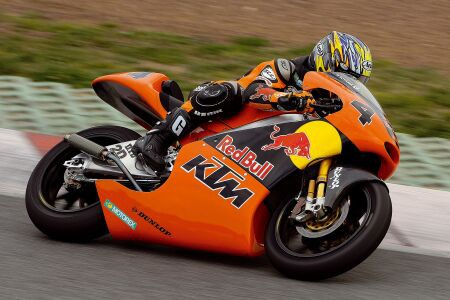 GP Valencie 250 - 1. kvalifikace