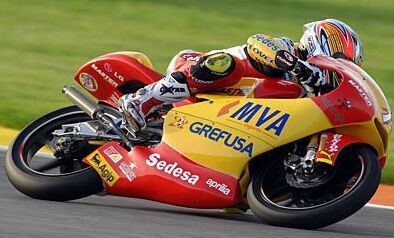 GP Valencie 125 - 2. kvalifikace