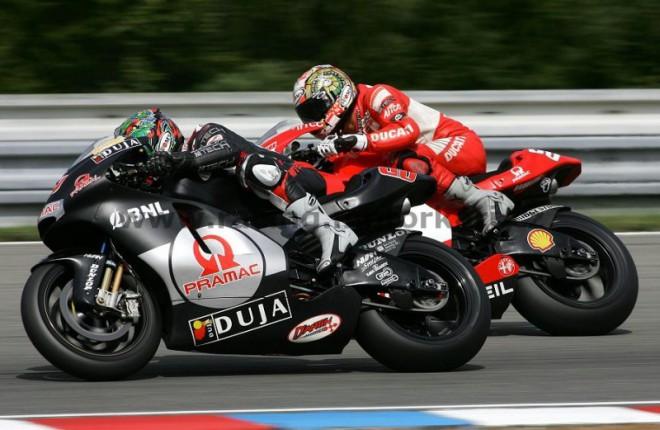 Seznam jezdcù MotoGP 2007