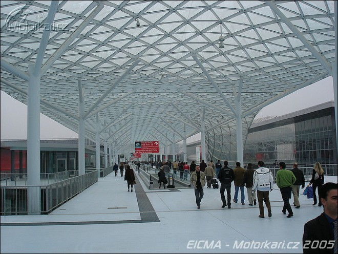 Výstava v Milánì živì!