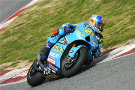 Testy MotoGP � Sepang (2)